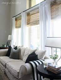 modifying bamboo shades to fit your windows bamboo shades
