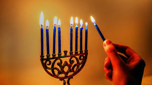 hanukkah menorahs how do you light the menorah popsugar