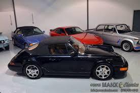 porsche 911 1990 for sale 1990 porsche 911 cabriolet for sale manx carsfor sale