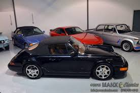 Porsche 911 Hardtop Convertible - 1990 porsche 911 cabriolet for sale manx classic carsfor sale