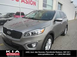 used 2017 kia sorento lx awd for sale in montreal p0326