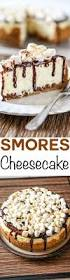 smores cheesecake recipe graham cracker crust graham crackers