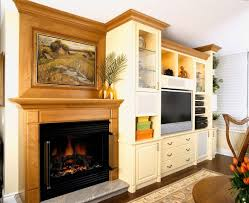 Custom Living Room Cabinets Toronto Custom Fireplace Cabinet Design Toronto Stylish Fireplaces