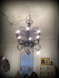 Wire A Chandelier I Bought This Wire Chandelier Judd Melbourne