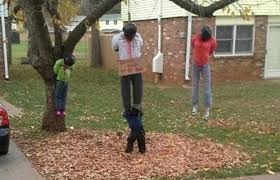 Hanging Pictures Fort Campbell Removes Disturbing Halloween Display