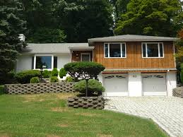 split level exterior makeover cool home design wonderful on split