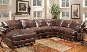 Sofas Made In Usa Large Leather Sectional Sofas Sofamoe Info