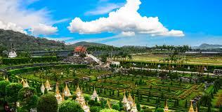 Nong Nooch Tropical Botanical Garden by Nong Nooch Tropical Garden Pattaya Youtube
