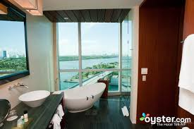 Hotels With Large Bathtubs Best Hotel Bathrooms In Miami The Ritz Carlton Bal Harbour