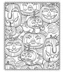 335 coloring halloween images dover