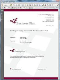 sample business plan cover page 10 best sample business plan funding proposals images on pinterest