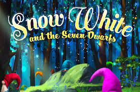 snow white dwarfs panto 17 18 mercury theatre