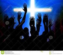 celebrating jesus royalty free stock images image 9407229