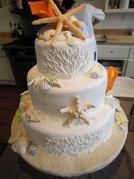 Cake Decorations Beach Theme - beach theme wedding cake wedding cake beach and cake
