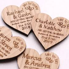 wedding magnets 50 best save the date magnets images on wooden hearts