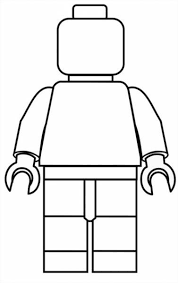 Lego à colorier  Tshirt  Bag ideas  Pinterest  Lego Coloriage
