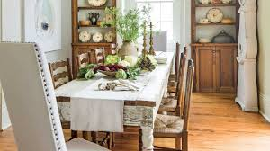 wooden dining room table stylish dining room decorating ideas southern living