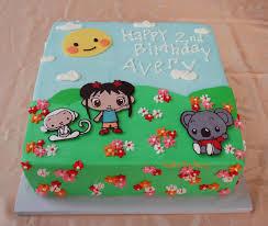 cake believe ni hao kai lan