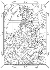 interactive magazine princess colouring pages