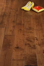 Rustic Maple Laminate Flooring Handscraped Laminate Flooring For Rustic House Inspiring Home Ideas