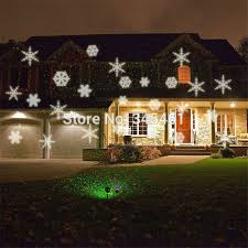 aliexpress buy 1 snowflake led projector lights 1 green