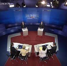 Wohnzimmer Siegen Tv Duelle In Deutschland Wie Die Kandidaten Zu Uns Ins Wohnzimmer