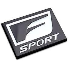 lexus emblem amazon com auto car f sport for 2015 gs350 is250 is350 rear