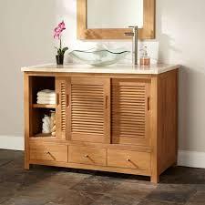 build a table of wood makeup teak vanity u2014 the homy design