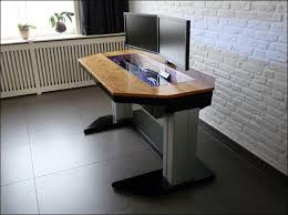 build adjustable table legs office tech 1 awesome desks page 7 zdnet