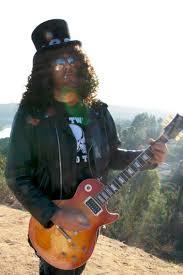 Slash Halloween Costumes Halloween Costume Gibson Guitar Hero