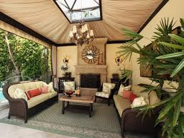 Outdoor Curtain Fabric by Outdoor Living Room With Tv Fabric Indoor Curtain White Comfort
