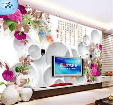 imported wallpaper merchant customize lattest 3d wallpapers for
