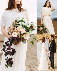 romantic boho beach themed wedding inspiration for your big day