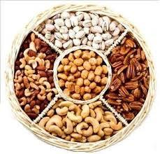 nuts gift basket deluxe nut sler gift basket half nuts