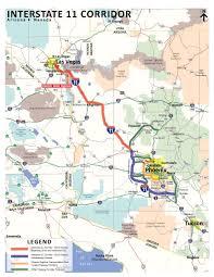 Phoenix Maps by Las Vegas Freeway Map Afputra Com