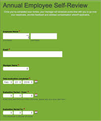 employee performance review form freewordtemplates net restau vawebs