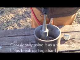 Backyard Gold Rock Crushing For Gold U0026 Panning Backyard Prospecting Youtube