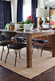 nuestra vida dulce diy dining table round 2
