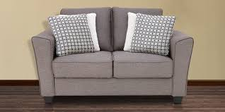 buy laurel fabric two seater sofa by hometown online two seater