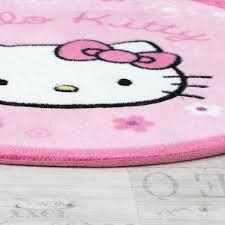 kinderzimmer teppich rund hello teppich kinderzimmer teppich rund mit blumen rosa pink