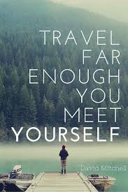 Travel Far Enough You Meet Yourself David Mitchell