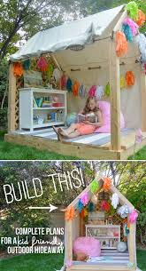 Backyard Play Houses by 15 Awesome Treehouse Ideas For You And The Kids Treehouse Ideas
