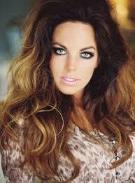 hairstyles for brown hair and blue eyes hairstyles long ombre hair color ideas for blue eyes best hair