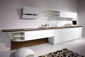 hotte de cuisine blanche cuisine concept marin par alno