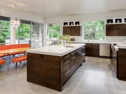 Types Of Kitchen Flooring by Kitchen Flooring Shell Tile Types Of For Subway Rectangular White