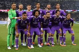 Real Madrid How Real Madrid Could Line Up In La Liga In 2017 18