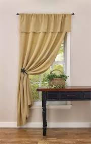 Country Porch Curtains Curtain Tie Back