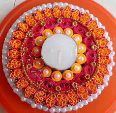 quilling candle holder designs design information about home