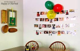 simple birthday party decorations at home birthday party simple decoration at home inspirational srilaktv com