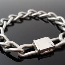 chain link bracelet sterling silver images Best heavy sterling silver men 39 s bracelets products on wanelo jpg